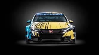 Honda Wallpaper Honda Civic Wtcc Wallpaper Hd Car Wallpapers