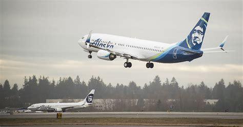 alaska airlines adds  routes   portland hub
