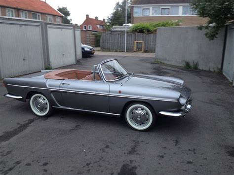 renault caravelle renault caravelle cabriolet 1964 catawiki