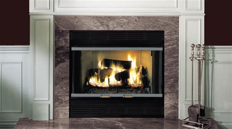 Fireplace With Wood Burner by Royalton Wood Burning Fireplace By Majestic Products