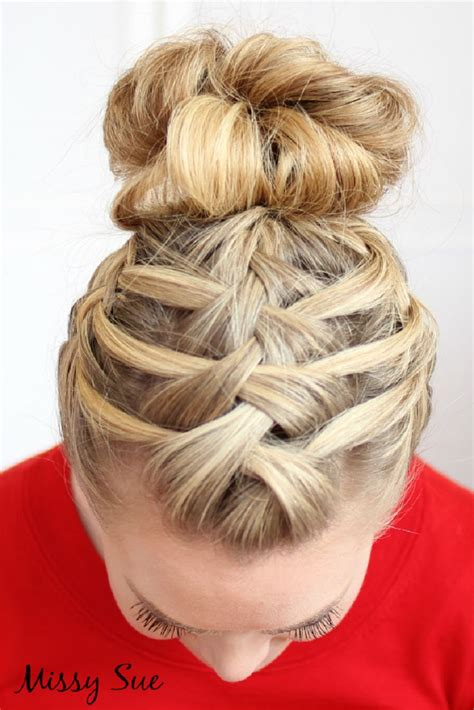22 great braided updo hairstyles for in 2019 hair styles generations hair