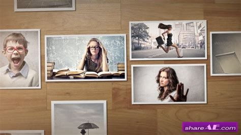 Videohive My Photo Slideshow After Effects Project 187 Free After Effects Templates After After Effects Slideshow Template
