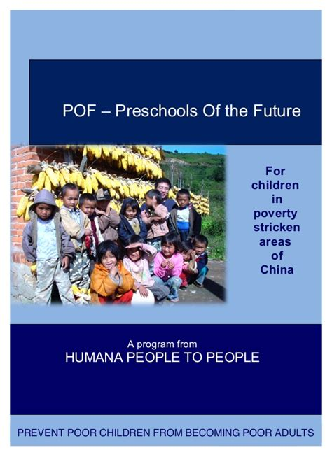 For Children In Poverty Stricken Areas Of China Humana