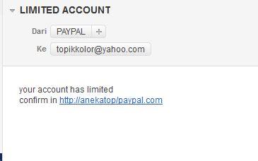 membuat phising paypal membuat fake mail untuk penipuan phising scam dengan php