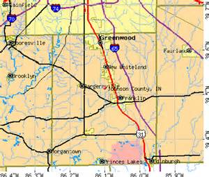 johnson county map johnson county indiana detailed profile houses real