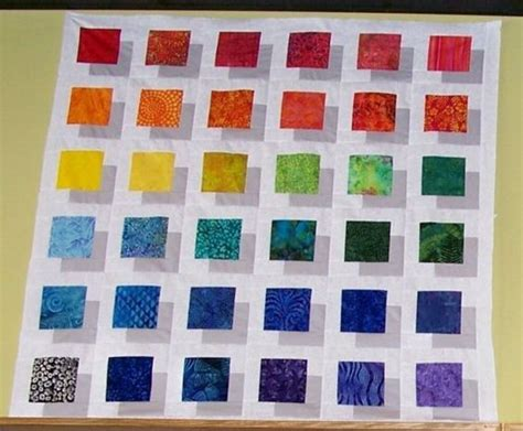 Illusion Quilt Pattern by Quilt Illusions And Colours On