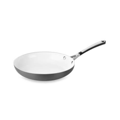 Calphalon Kitchen Essentials 12 Ceramic Enamel Omelette Pan Buy Simply Calphalon 174 Ceramic Nonstick 8 Inch And 10 Inch