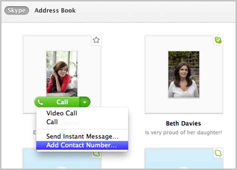 Skype Phone Number Lookup To Add A Phone Number For A Contact