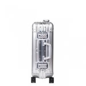 valise cabine rimowa topas 55cm bagage de luxe 32l