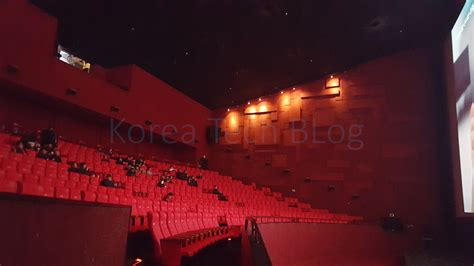 cgv yeongdeungpo cgv starium force awakens korea tech blog