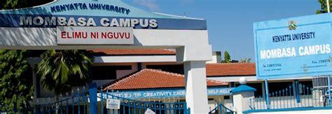 Ku Mba Admission Requirements by Kenyatta Ku Mombasa Cus Ke