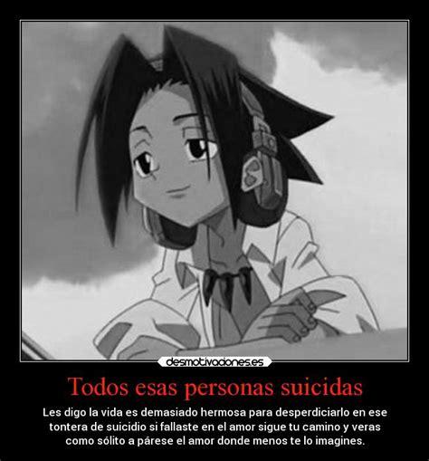Imagenes Suicidas De Anime | todos esas personas suicidas desmotivaciones