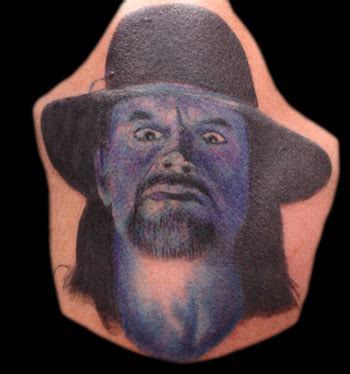 undertakers tattoos wwf pictures undertaker tattoos