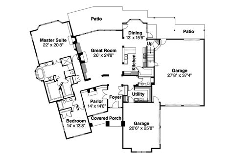 classic home floor plans classic house plans huntsville 30 463 associated designs