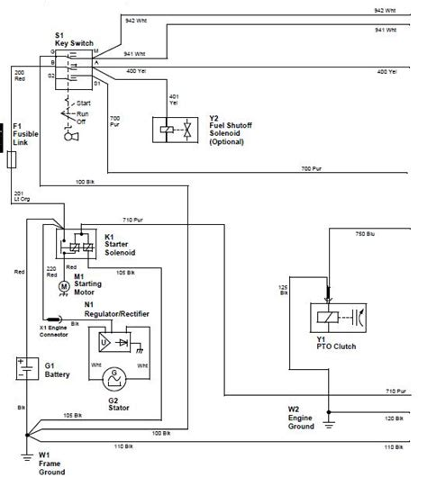 wiring diagram for deere lx255 wiring free engine