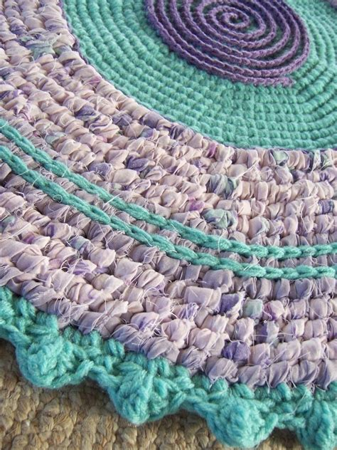 toothbrush rag rugs crafted toothbrush rag rug crochet rug mixed media style rug non skid throw rug by margaret