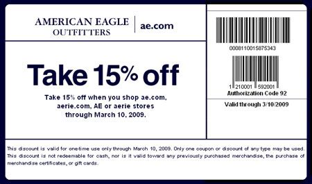 Calendar 2018 Outfitters American Eagle Coupon Printable 2017 2018 Best Cars