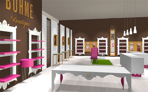 awesome retail clothing store interior design home design