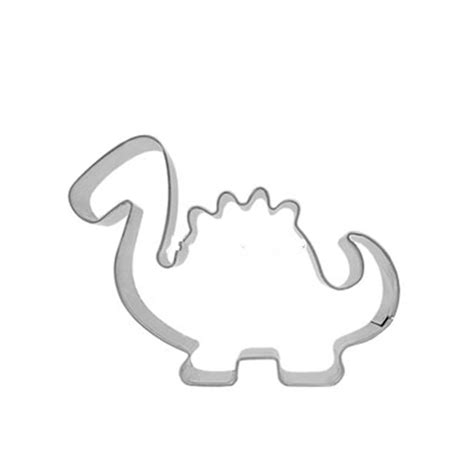 Cutter Animal Mix Isi 5 Pcs dinosaur cookie cutters