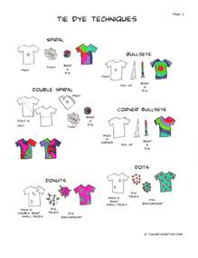 Wash Colored Clothes In What Water - the scout life crafting tie dye
