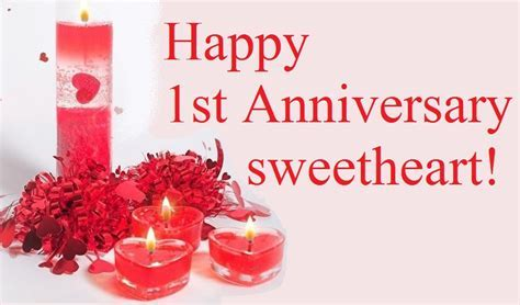 1st Wedding Anniversary Wishes For Wife   Wishes Guide