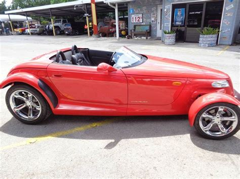 auto air conditioning repair 2002 chrysler prowler seat position control plymouth prowler in texas for sale used cars on buysellsearch