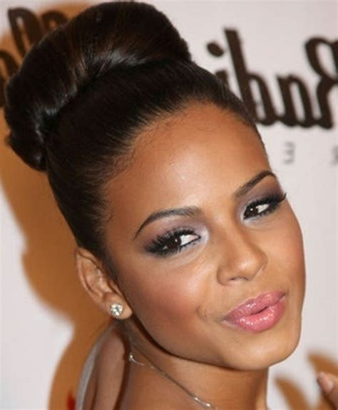 Hairstyle For Black by 15 Updo Hairstyles For Black Who Style