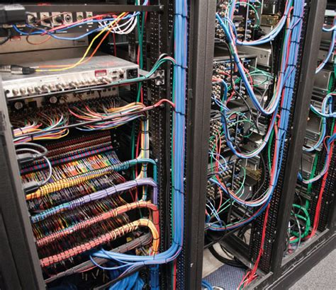 Server Rack Wiring Best Practices by Managing Assets To Maximize Impact Broadcasting