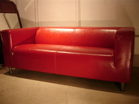 ikea red leather couch underground rakuten global market sale ikea ikea