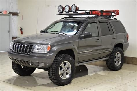 2002 Jeep Grand Lift Kit 1j8gw68j22c241050 2002 Jeep Grand Overland