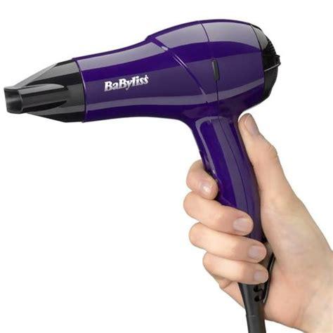 Babyliss Hair Dryer Nano babyliss nano travel hair dryer 1200w purple 5282bdu 163