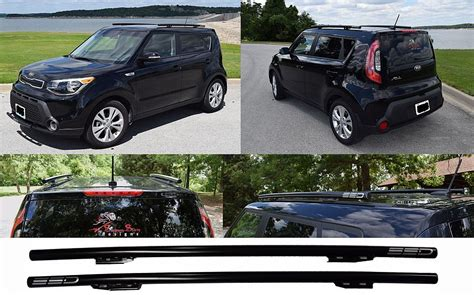 Rack And Soul by New Ssd Quot Hybrid Quot Roof Rails For The 2014 Soul