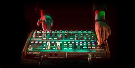 Alat Dj Alat Dj Analog Drum Machine Arturia Drumbrute Legato