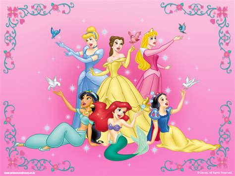 For The Princess In All Of Us by Princesas Disney Wallpapers Princesas Disney Princess