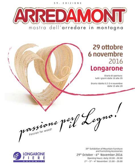 Fiere Arredamento Italia by Mostre Longarone Bl Fiere Arredamont Mostra Dell