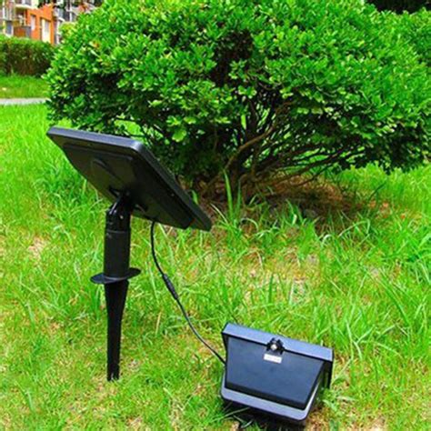 Outdoor Light Reflector Solar Reflector Outdoor Floodlight Led Security Light Exterior Wall L For Path