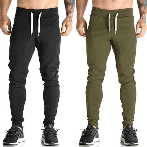 Jogger Ppant Motif Fit L Gd custom blank jogger slim fit sweatpants sport sweat sports buy wholesale