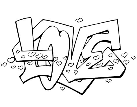 Graffiti alphabet art font LOVE new alphabet graffiti 2013