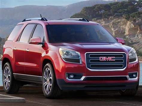 blue book value used cars 2012 gmc acadia transmission control 2015 gmc acadia pricing ratings reviews kelley blue book