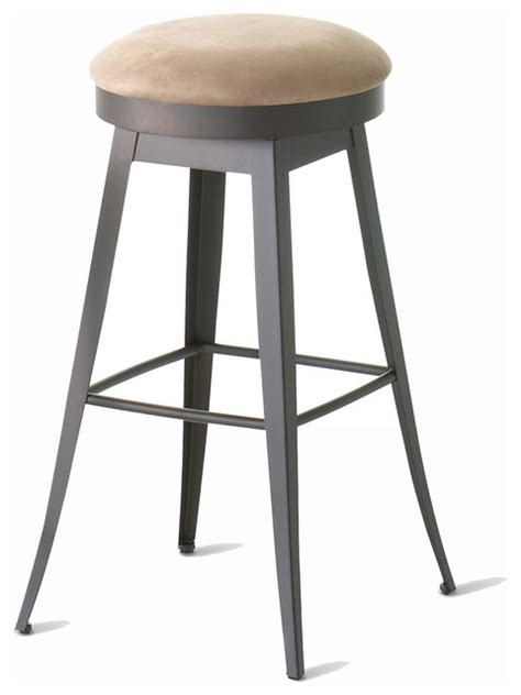 amisco grace backless swivel stool 42414 34 inches