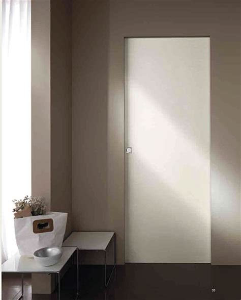 Interior Sliding Doors Toronto Modern Sliding Door Essential Sliding Door Smooth White Ash Modern Italian Door Installation In