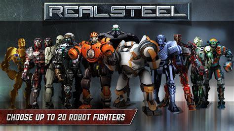 real steel apk real steel celik yumruklar oyunu hileli apk indir apk oyun indir