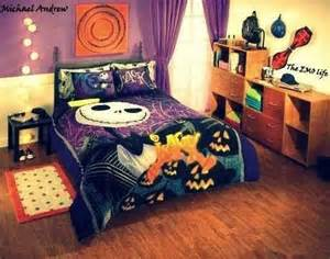 the nightmare before bed set