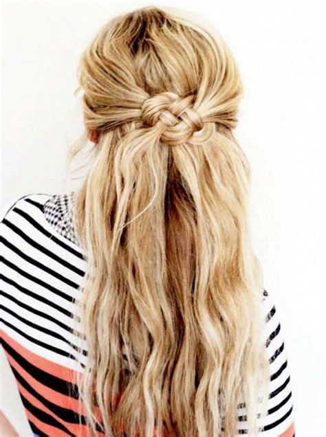 Frisuren Lange Haare by Einfache Frisuren 80 Originelle Modelle Archzine Net