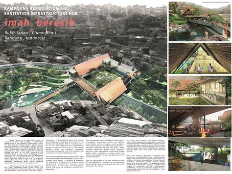 Urban Design Di Indonesia | tiga proyek di indonesia memenangkan hadiah konstruksi