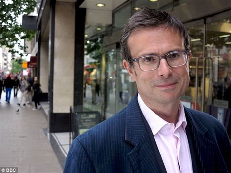 bbc news correspondents robert peston robert peston still loves the bbc after itv move says