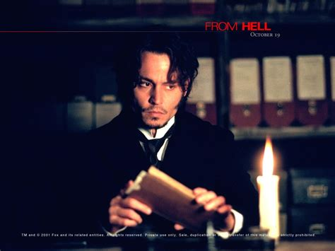 from hell from hell johnny depp wallpaper 627057 fanpop