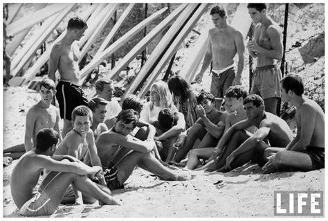 vintage surf retro 1960 s swimwear beachwear and surf fashion