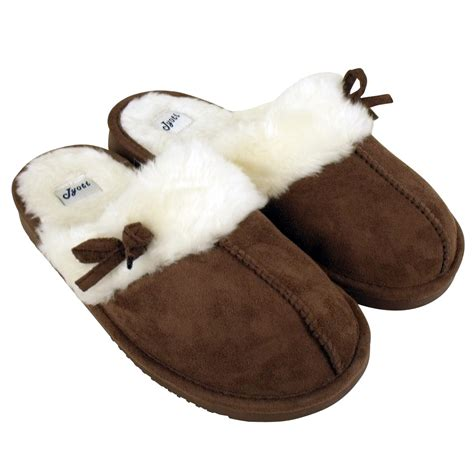 quality slippers faux suede mule mules slippers womens quality
