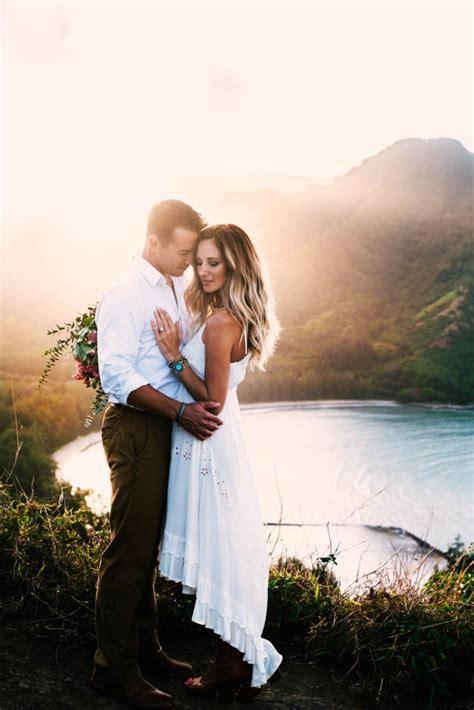 Wedding Anniversary Ideas In Hawaii this s koolauloa hawaii anniversary shoot is like